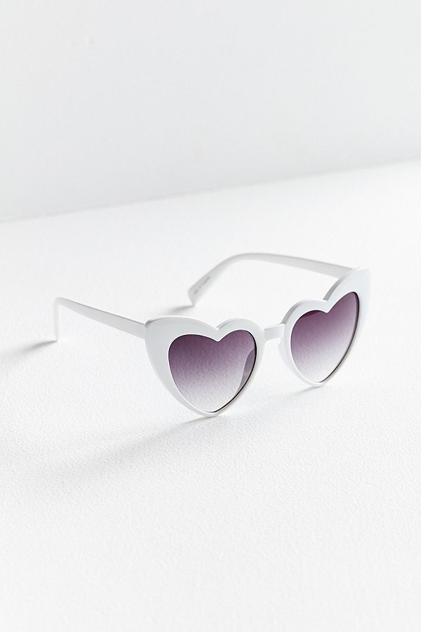 Two of Hearts Sunglasses, $18
