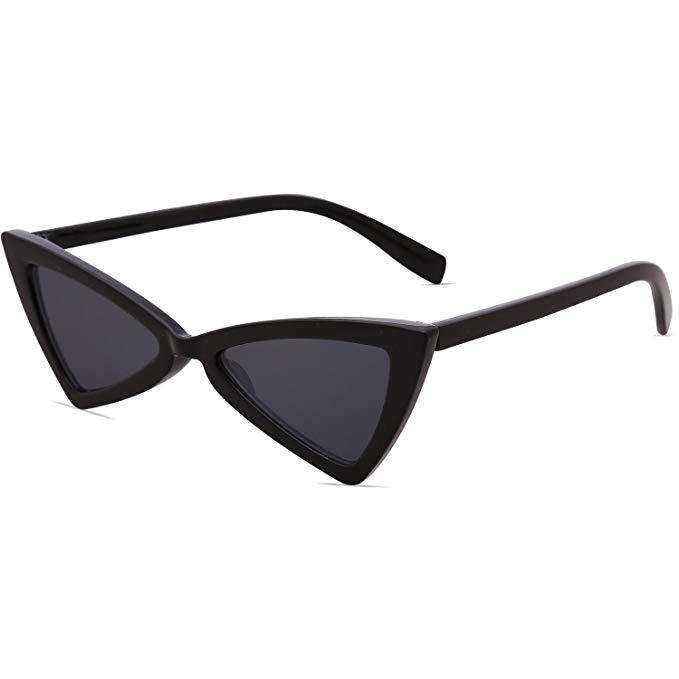 SojoS Small Cateye Sunglasses, $9.96