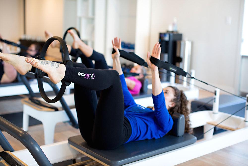 Photo courtesy of RockSalt Pilates