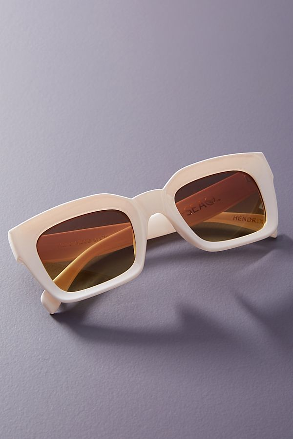 I-Sea Hendrix Square Sunglasses, $38