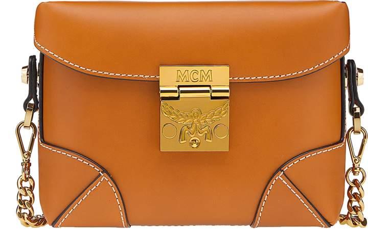 MCM Soft Berlin Belt Bag, $845