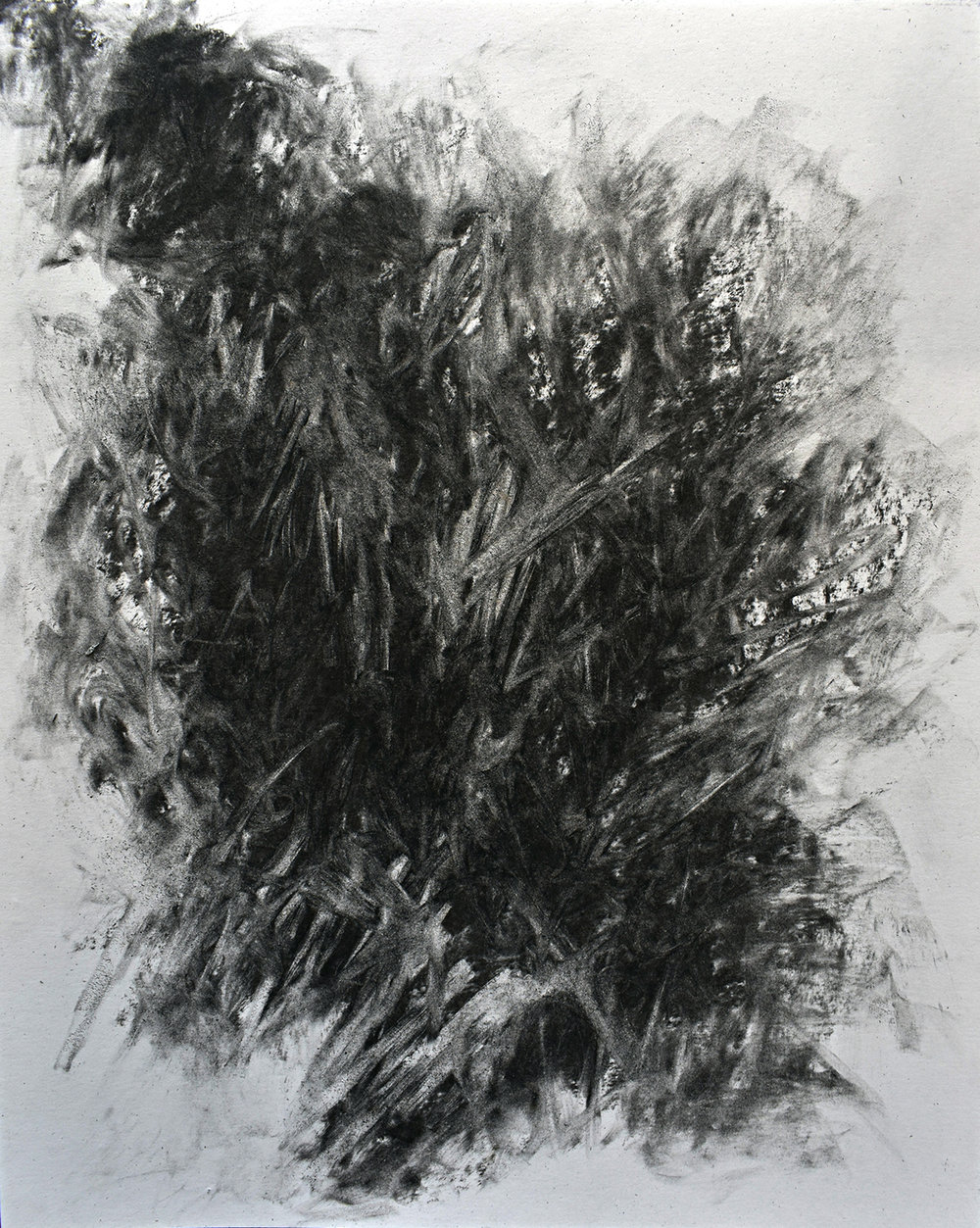 Sufarces Demarcations (Gravel I), 2018