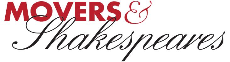 Movers Shakespeares Executive Leadership Seminars