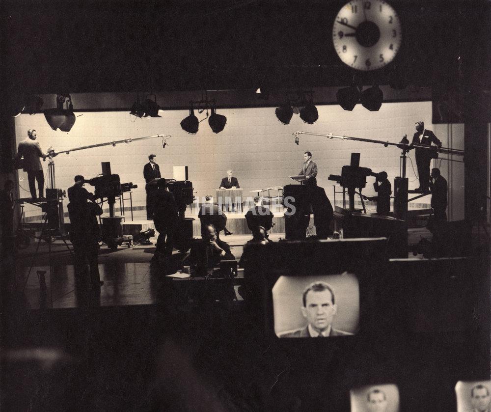 Kennedy-Nixon Debate - Vintage