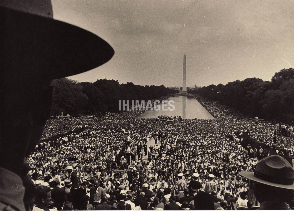 Civil Rights March on Washington - Vintage