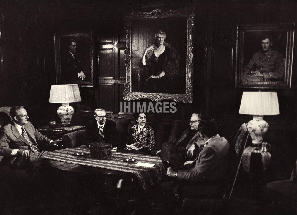 Rockefeller Family - Vintage