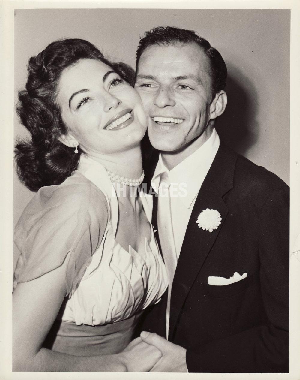 Sinatra-Gardner Wedding - Vintage