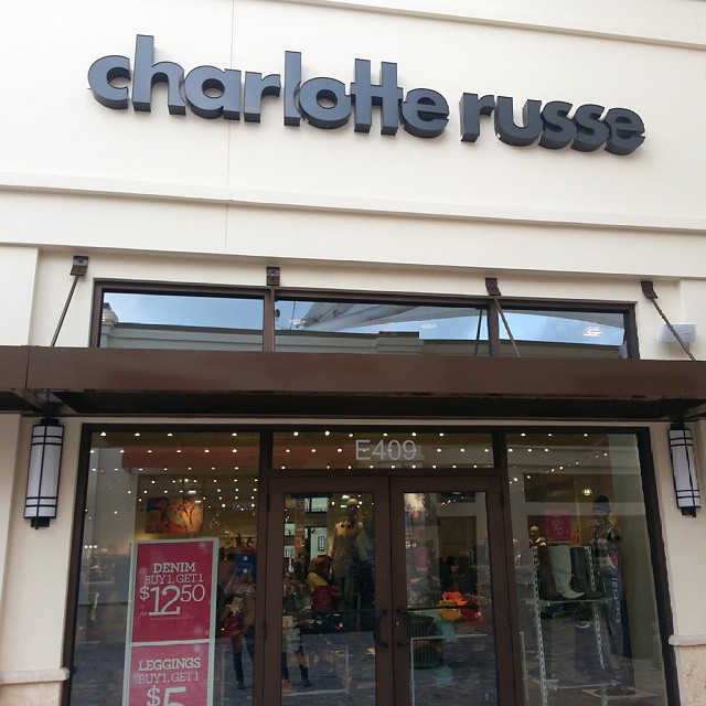 charlotte russe palm beach outlets