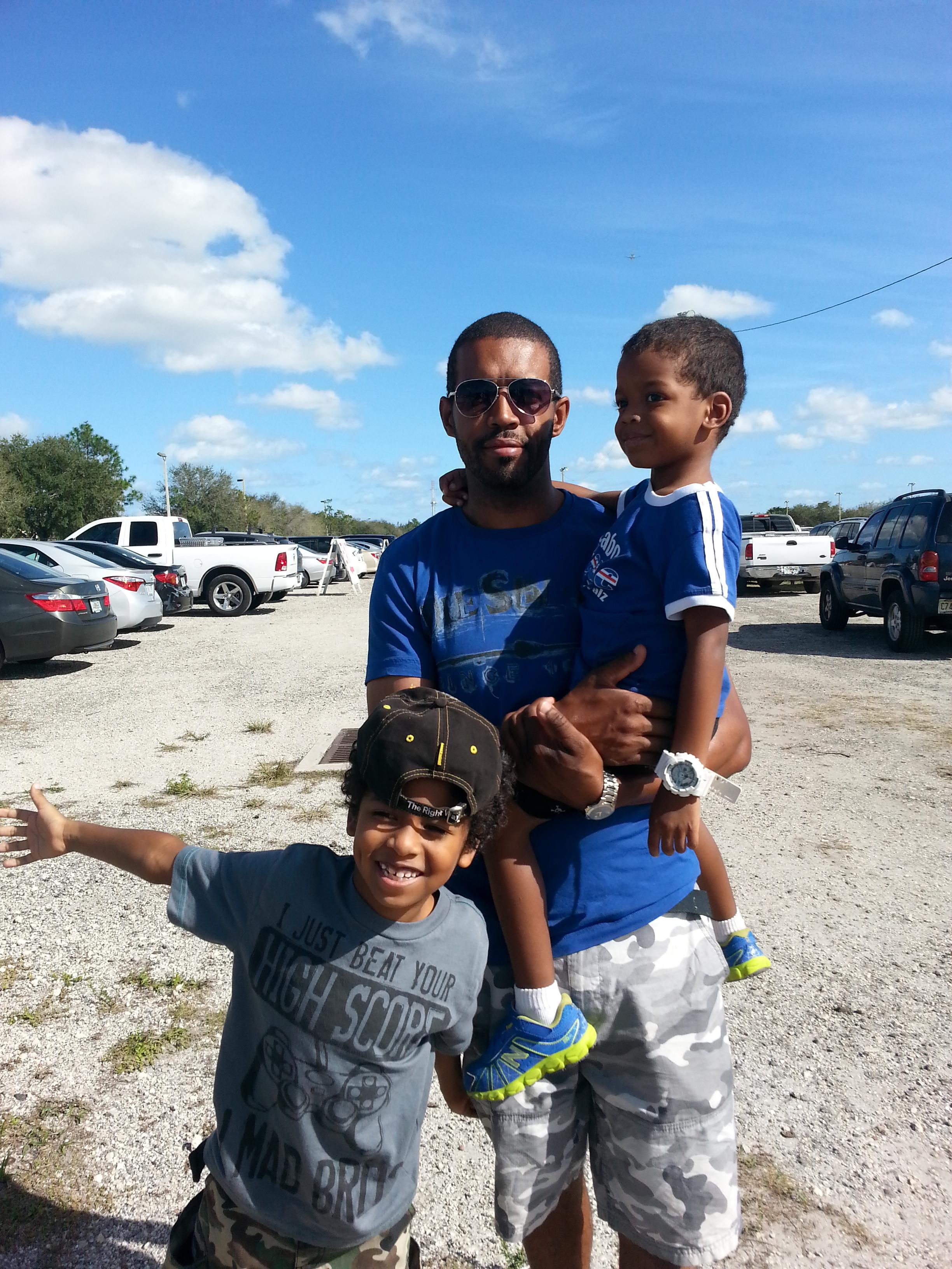 south florida fair arrival