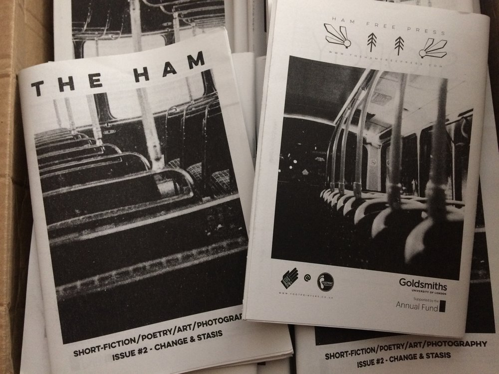 issue 2 release the ham free press