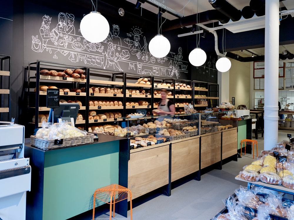 Bakkerij tom van otterloo   10% korting   Geldig bij aankoop van brood en horecabestedingen.