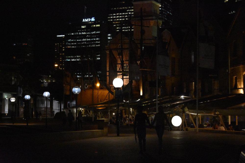 Sydney, The Rocks.