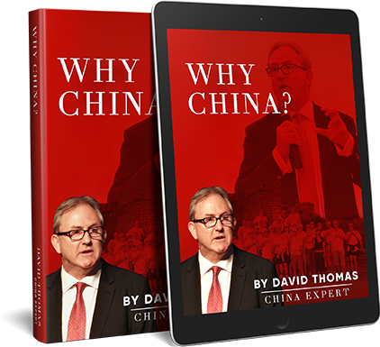 An Ebook about why you should do business in China. Written by David Thomas an expert speaker on China