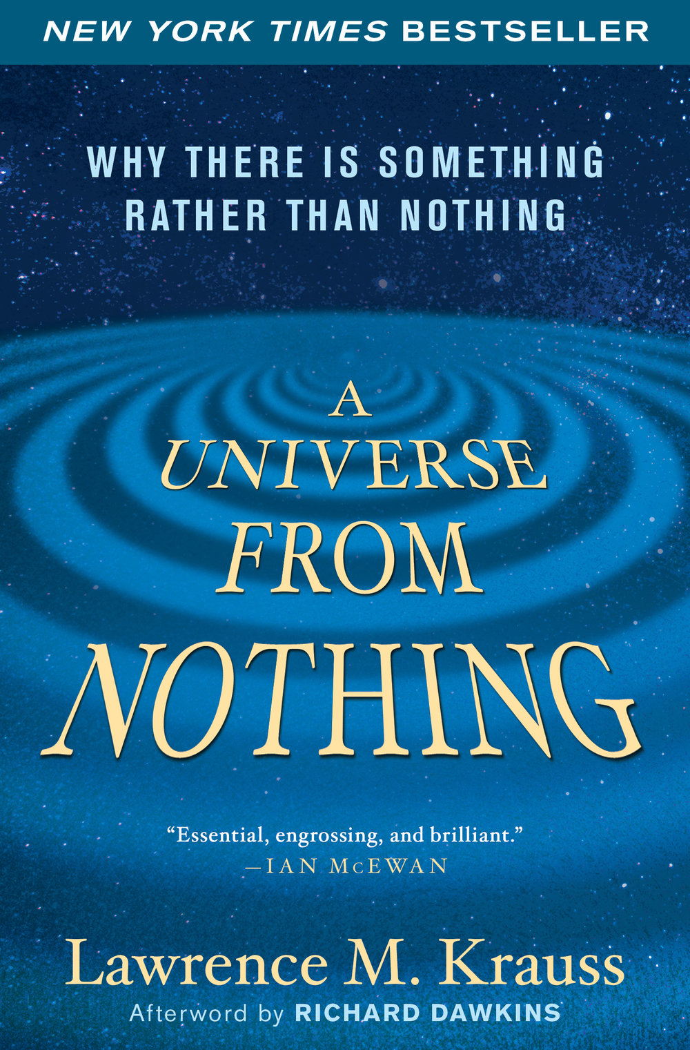 A Universe From Nothing - Laurence M. Krauss