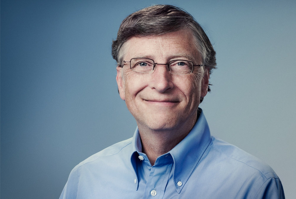 Bill Gates - Business Magnate and Philanthropist