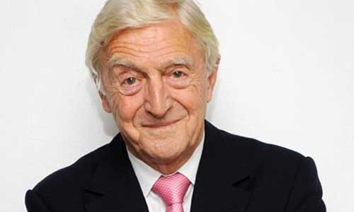 Michael Parkinson - Broadcaster, Journalist