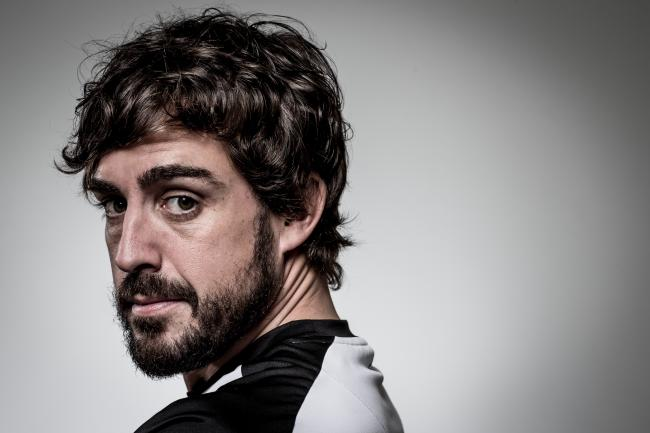 Fernando Alonso - Athlete F1 Racing