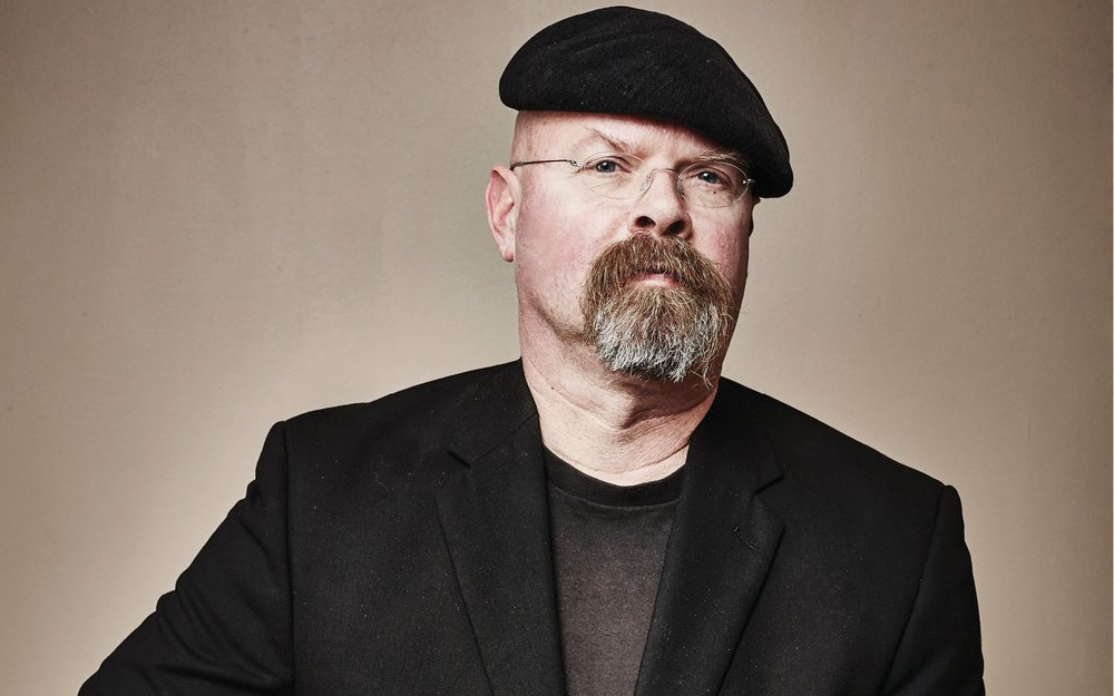 Jamie Hyneman - Special Effects Expert, Mythbuster