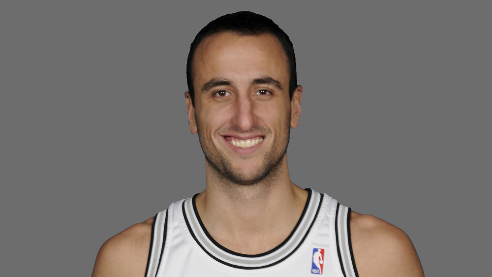Manu Ginobili - Basket NBA Athlete