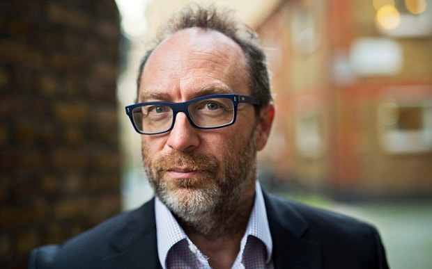 Jimmy Wales - Wikipedia Founder