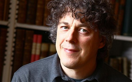 Alan Davies - Comedian, Actor
