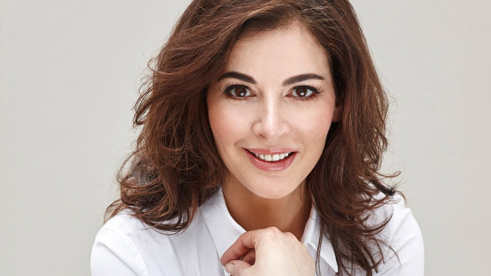 Nigella Lawson - Food Jornalist, TV Host, Author
