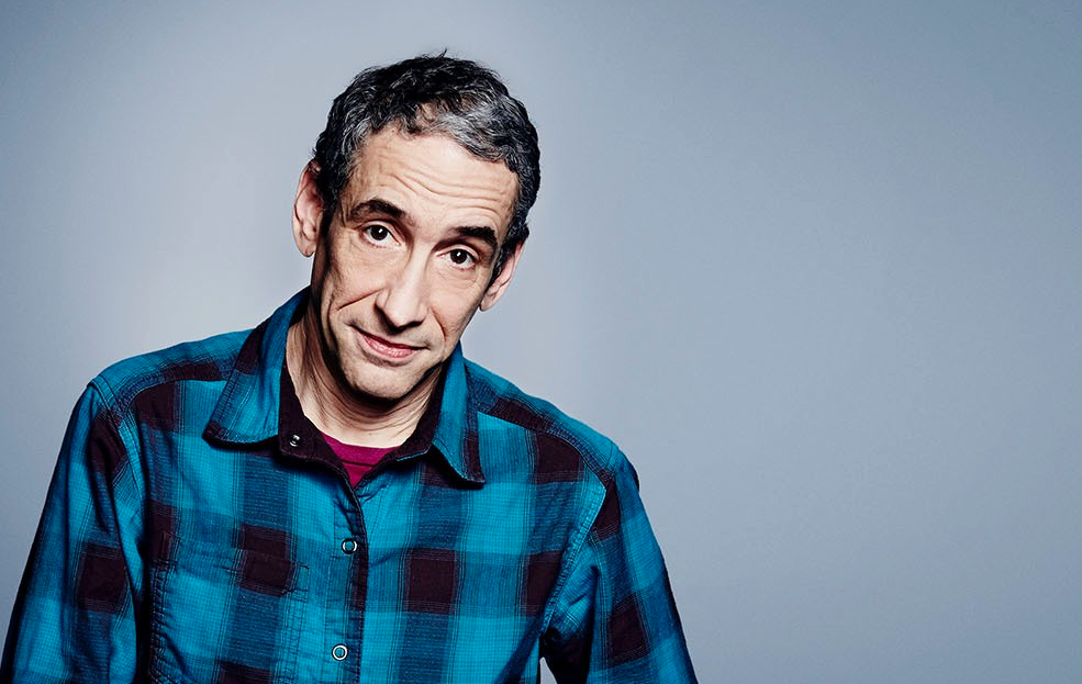 Douglas Rushkoff - Media Theorist, Writer