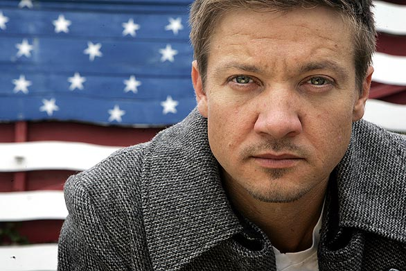 Jeremy Renner - Actor