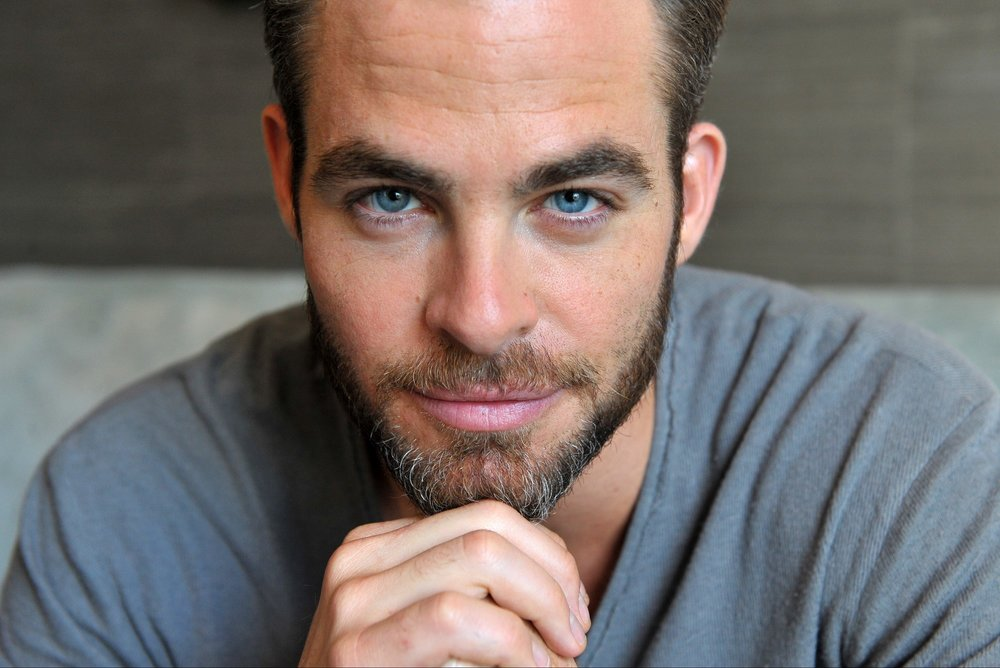 Chris Pine - Actor