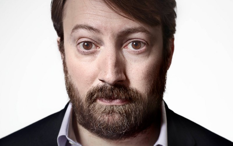 David Mitchell - Comedian, TV Host