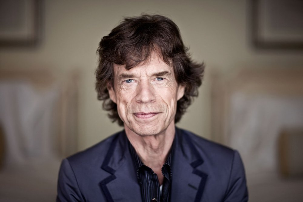 Mick Jagger - Rock Icon
