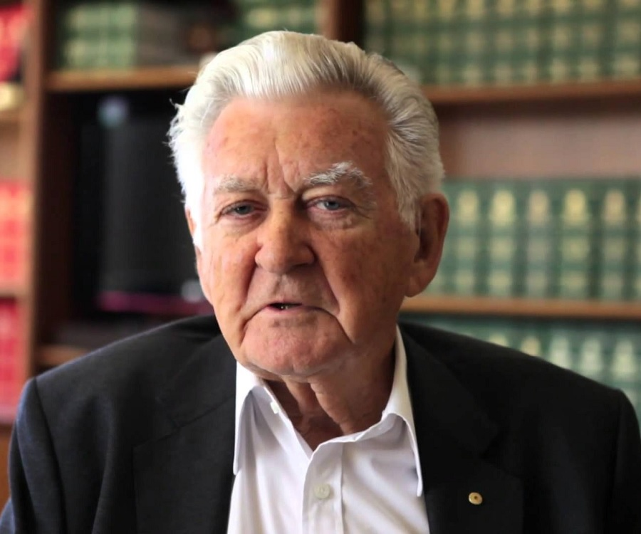 Robert James Lee Hawke - Former Prime Minister of Australia