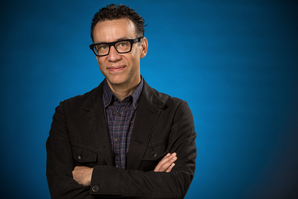 Fred Armisen - Comedian - Actor