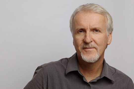 James Cameron -  Film Titan