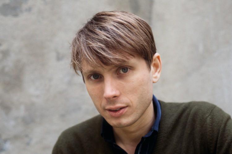 Alex Kapranos - Lead Singer in Franz Ferdinand