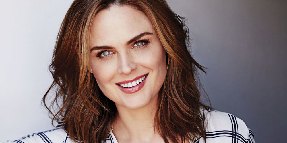 Emily Deschanel - Actress