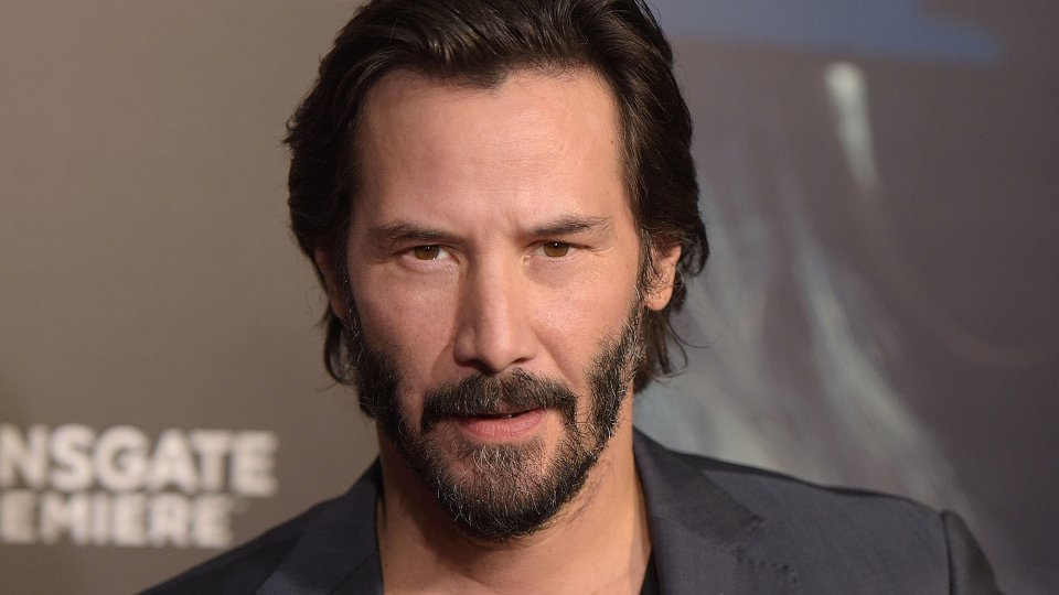 Keanu Reeves - Actor