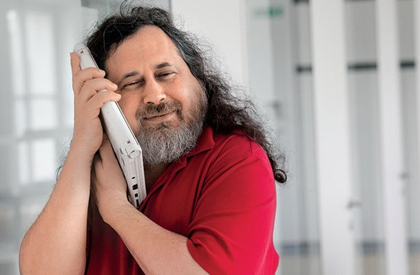 Richard Stallman - Software Activist, Programmer