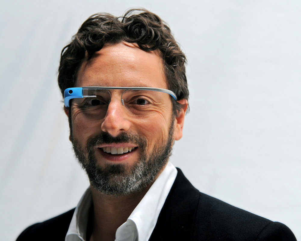 Sergey Brin - Co- Founder of Google