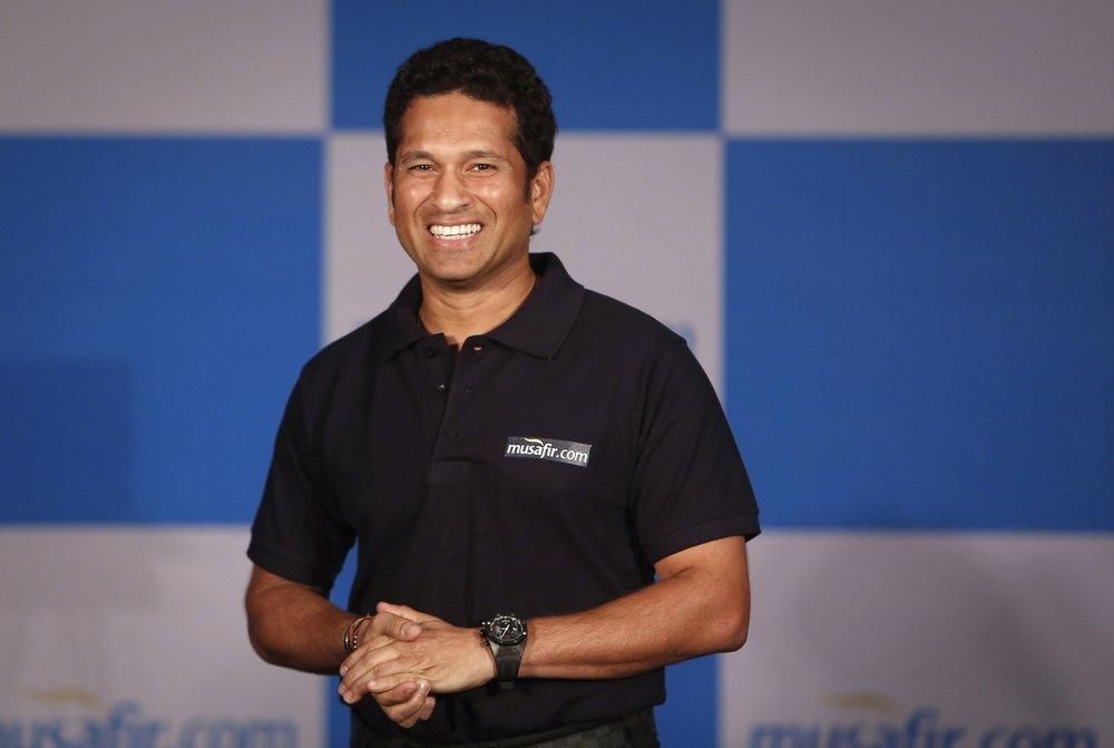 Sachin Tendulkar - Former Cricket Athlete