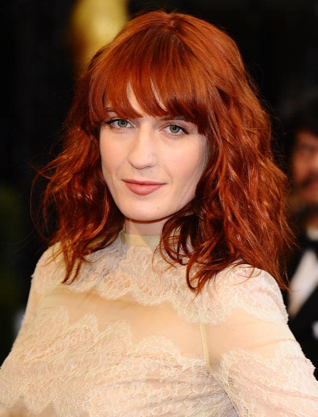 Florence Welch - Singer, Music Artist