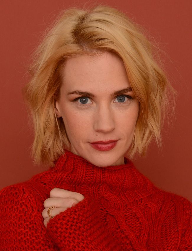 January Jones - Actress