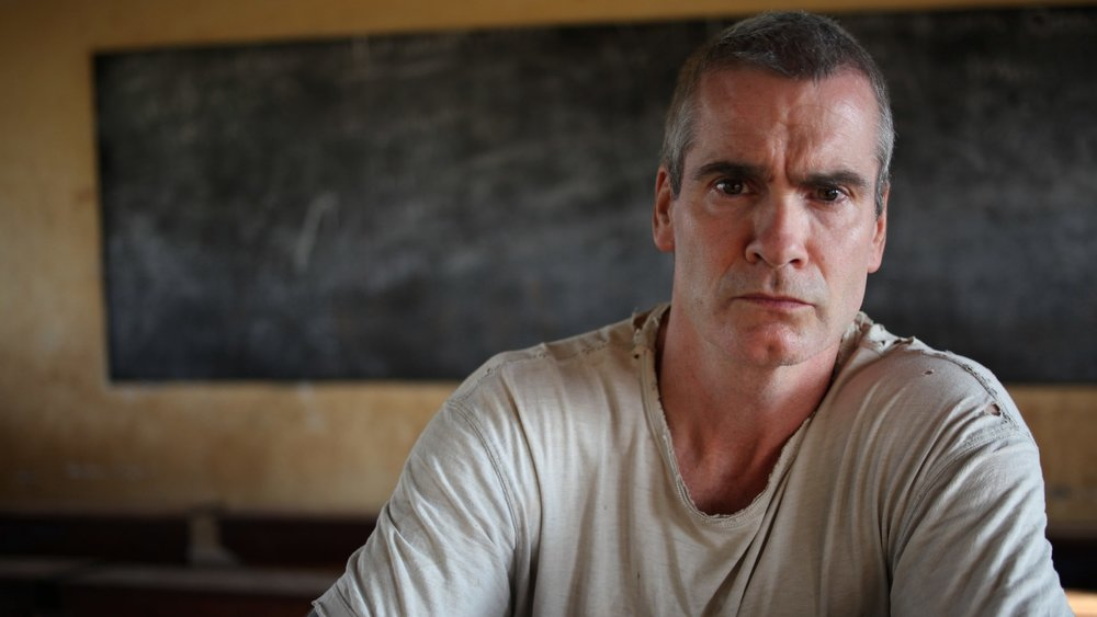 Henry Rollins - Musician, Author, Performer