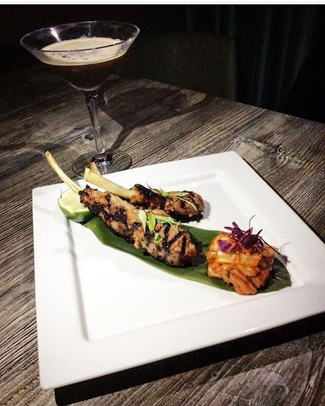 Dinner is served... 🍽our Korean lamb chops and #espresso #martini 🍸 are as delicious as they look!. 🍽For table reservations call 0207 368 6677 or email info@hydekensington.co.uk #greatnights #tables #nightlife #dining #panasian #privatedining#cocktails#sushi#placetobe#vip#luxuryclub#kensington#mayfair#chelsea#birthdayparty#corporateevents#nightout#models#champagne#placetobe#glamorous #nightlife #celebspot#hydekensington#jjadams#wishbone