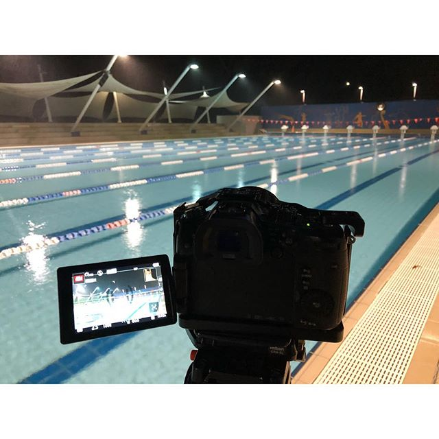 4am shoots at Craigie Leisure Centre