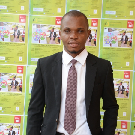 Michael Diala   Port-Harcourt, Nigeria   Co-Founder, Team Initiative    Michael has five years of experience in the nonprofit sector and he earned a Bsc in Management from the University of Port-Harcourt,Nigeria . His passion to inspire change has led him volunteer and aswell work with different development organizations such AIESEC, Hult prize Foundation and VSO Nigeria. He is the Co-Founder Team Initiative.