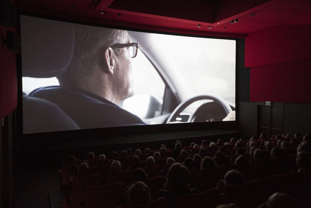Premiere in bioscoop Kino Rotterdan