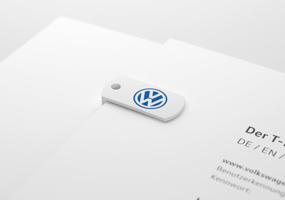 USB-Stick mit allen Inhalten der Broschüre