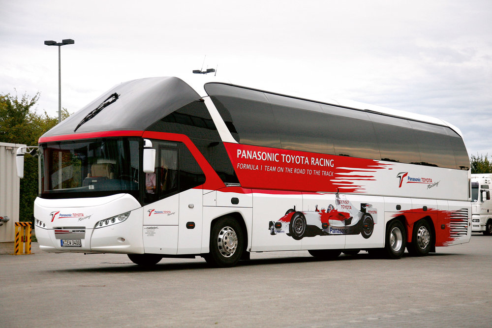 Teambus-Design