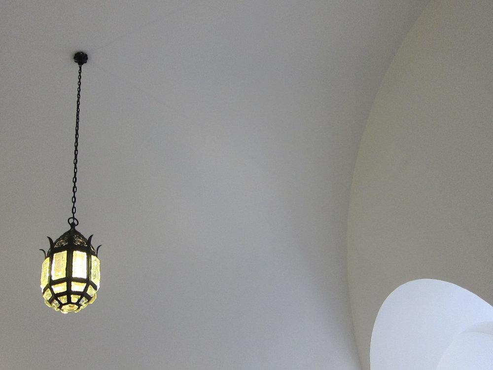 Lampe Banner